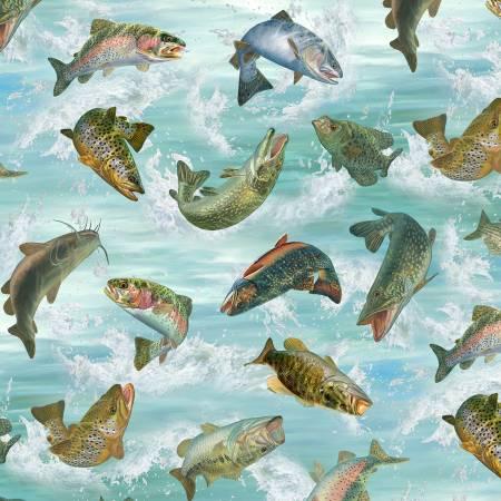 First Catch Fish Toss Green