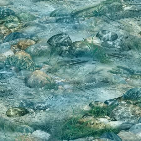 First Catch Underwater Green
