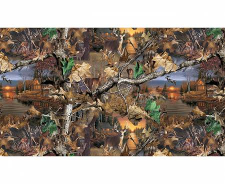 Realtree Lakeside Sunset Allover