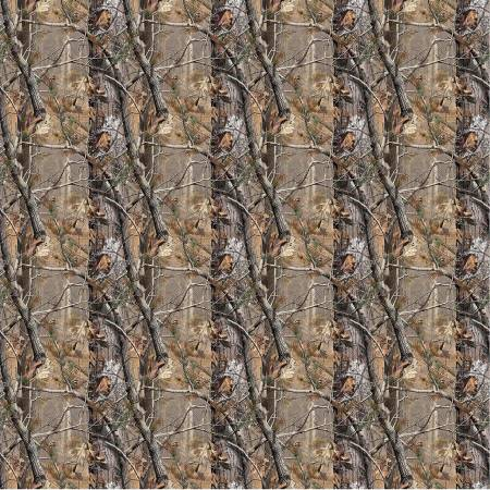 Realtree Winter AP Camo Cotton