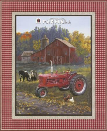 Farmall Panel Cotton