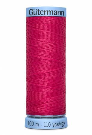 Col.812 Silk Thread 100m/109yds Dark Pink