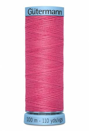 Col.890 Silk Thread 100m/109yds Medium Pink