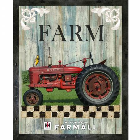 Farmall Hometown Life Panel