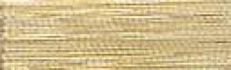 J Metallic Embroidery Thread 40wt 260d 1000yds European Gold