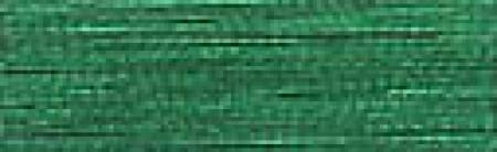 J Metallic Embroidery Thread 40wt 260d 1000yds Emerald