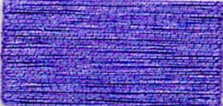 J Metallic Embroidery Thread 40wt 260d 1000yds Purple