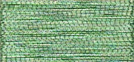 J Metallic Embroidery Thread 40wt 260d 1000yds Pale Green