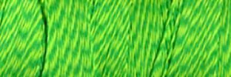 Twister Tweed Rayon Embroidery Thread 2-ply 35wt 150d 700yds Irish Green