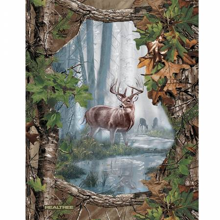 Realtree Heritage Proud Panel 36in x 44in