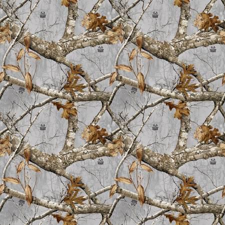 Arctic Realtree Allover Cotton