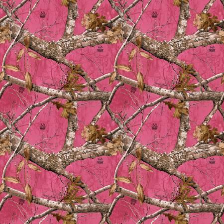 Flamingo Realtree Allover Cotton Sykel Enterpise
