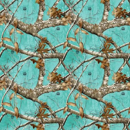 Realtree Allover Seaglass Cotton