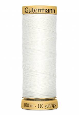 Cotton Thread 109yds - White (1006)