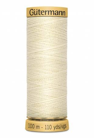 Natural Cotton Thread Light Cream