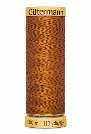 Natural Cotton Thread 110yds - Light Rust