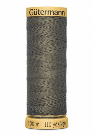 Natural Cotton Thread 109 yds Dark Dogwood 2850