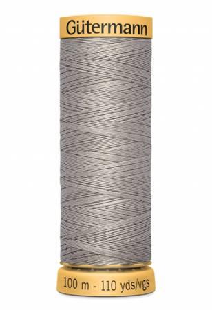 Natural Cotton Thread 100m/109yds Granite