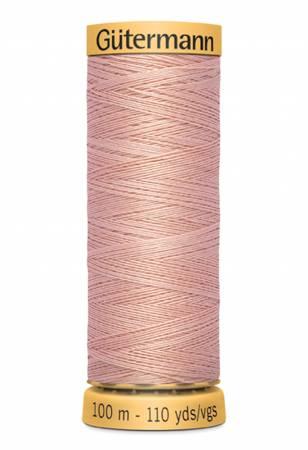 Cotton Thread 109yds - Peach (4980)