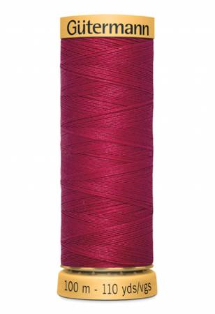 Natural Cotton Thread 100m/109yds Cherry