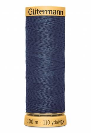 Cotton Thread 109 yds - Dark Navy (6250)