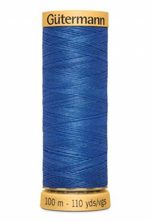 Natural Cotton Yale Blue #7000