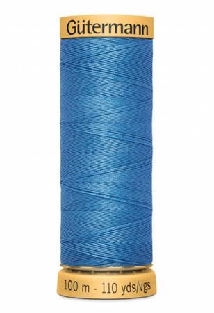 Cotton Thread 109yds - Medium Blue (7280)