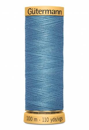 Natural Cotton Thread 100m/109yds Rocket Blue