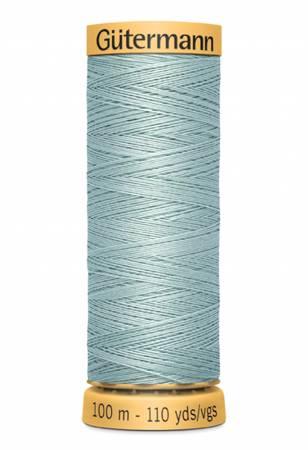 Natural Cotton Thread 100m/109yds Light Green