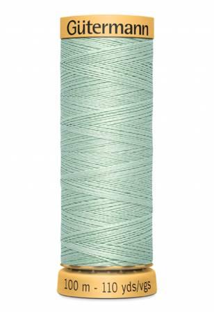 Natural Cotton Thread 100m/109yds Light Jade