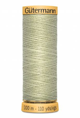 Natural Cotton Thread 100m/109yds Dark Celery