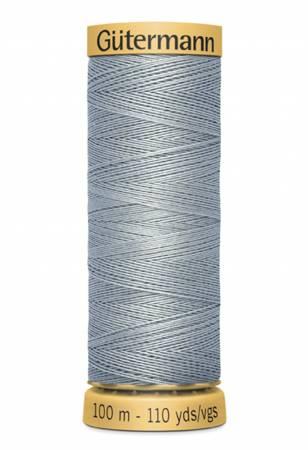 Natural Cotton Thread 100m/109yds Nugrey