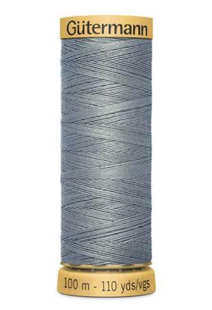 Natural Cotton Thread 100m/109yds Steel