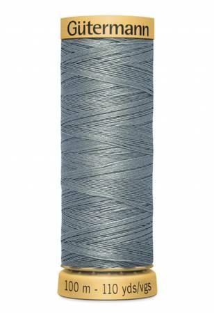 Natural Cotton Thread 109 yds Dark Grey 9310