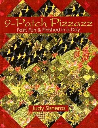 9-Patch Pizzazz - Book 10429