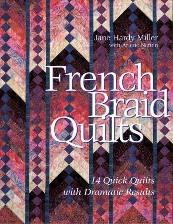 French Braid Quilts - Softcover