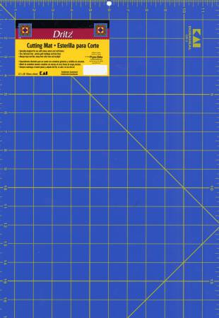 Cutting Mat with Grid Royal with Gold Grid 24in X 36in