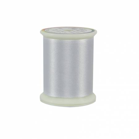 Magnifico 40wt Polyester 500yd Thread Ghost White 2001