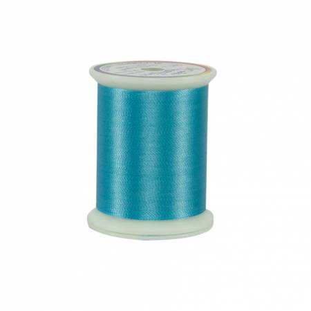 Magnifico 40wt Polyester 500yd Thread Sea Breeze 2141