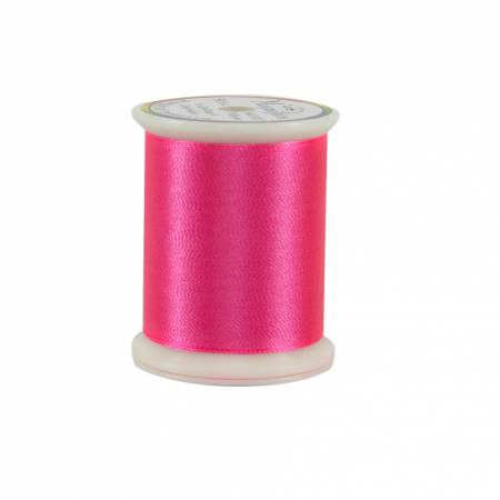 Magnifico 40wt Polyester 500yd Thread Pink Flash