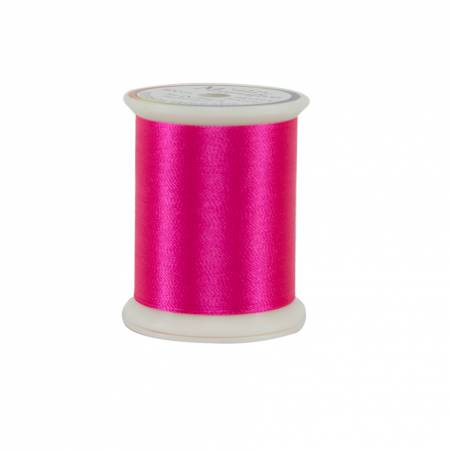 Magnifico 40wt Polyester 500yd Thread Hot Pink Flash 2192