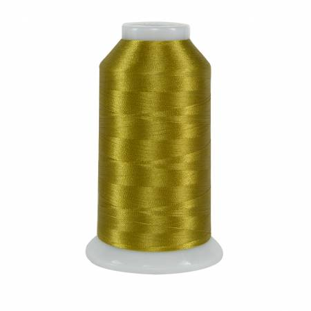 Magnifico 40wt Polyester 3000yd Thread Artisans Gold 2066