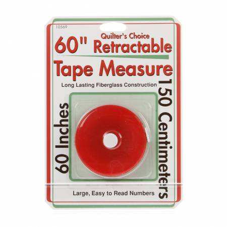 Retractable Tape Measures 60in