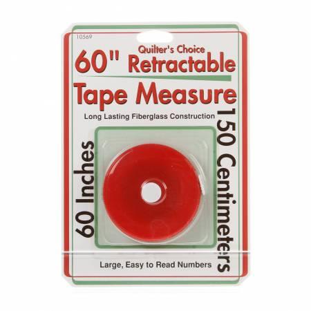 Retractable Tape Measure 60in