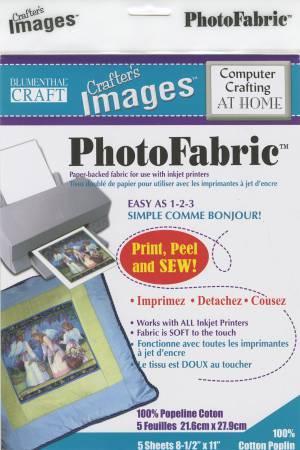 10601013 Ink Jet Printer Photo Fabric