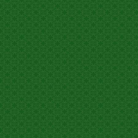Modern Melody Basics Hunter Green Filagree Geo 1063-69