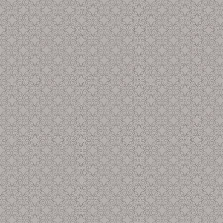 Modern Melody Basics - Silver Grey Filagree Geo