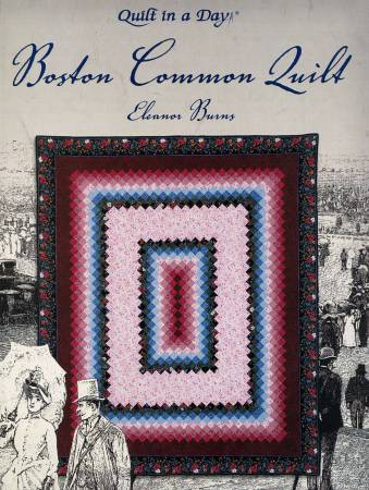 Boston Common Quilt Book