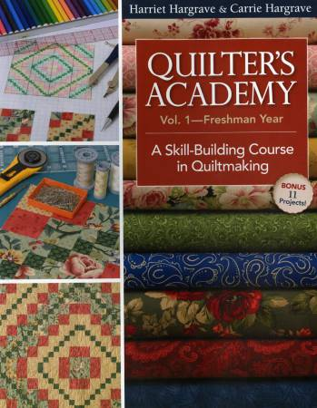 Quilter's Academy Vol