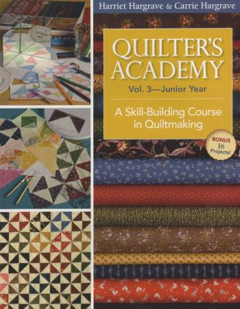 Quilter's Academy Vol 3 - Junior Year